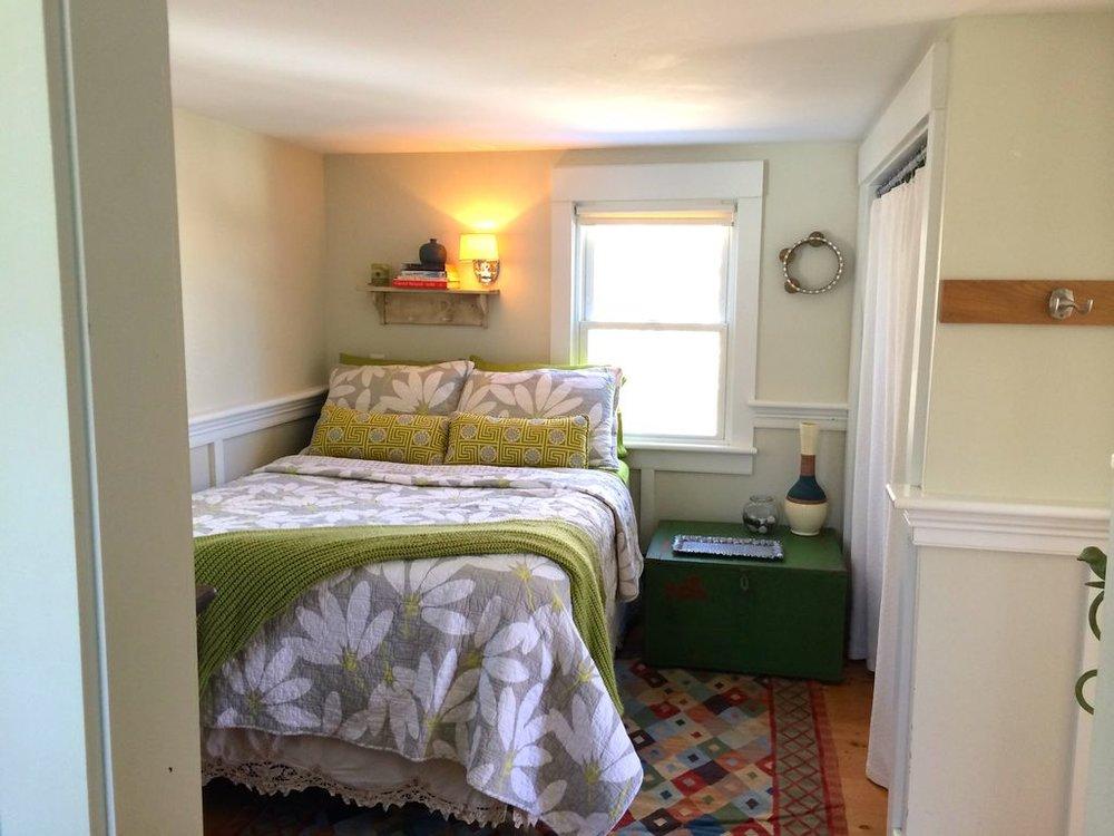 Cottage: Bedroom
