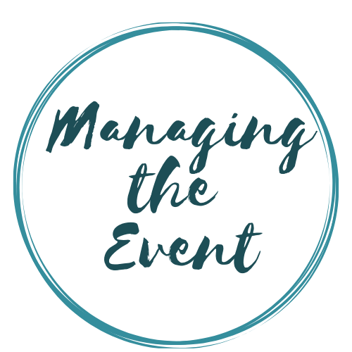 Managing the Event