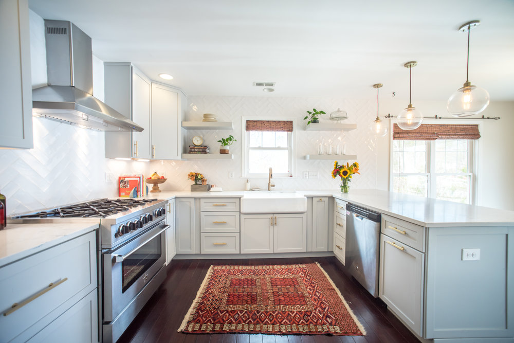 NORTH CAROLINA KITCHEN REMODEL
