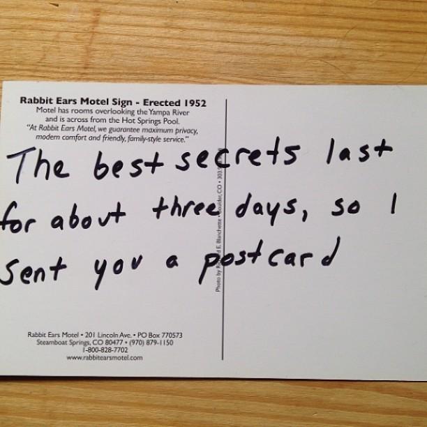 Haiku mail