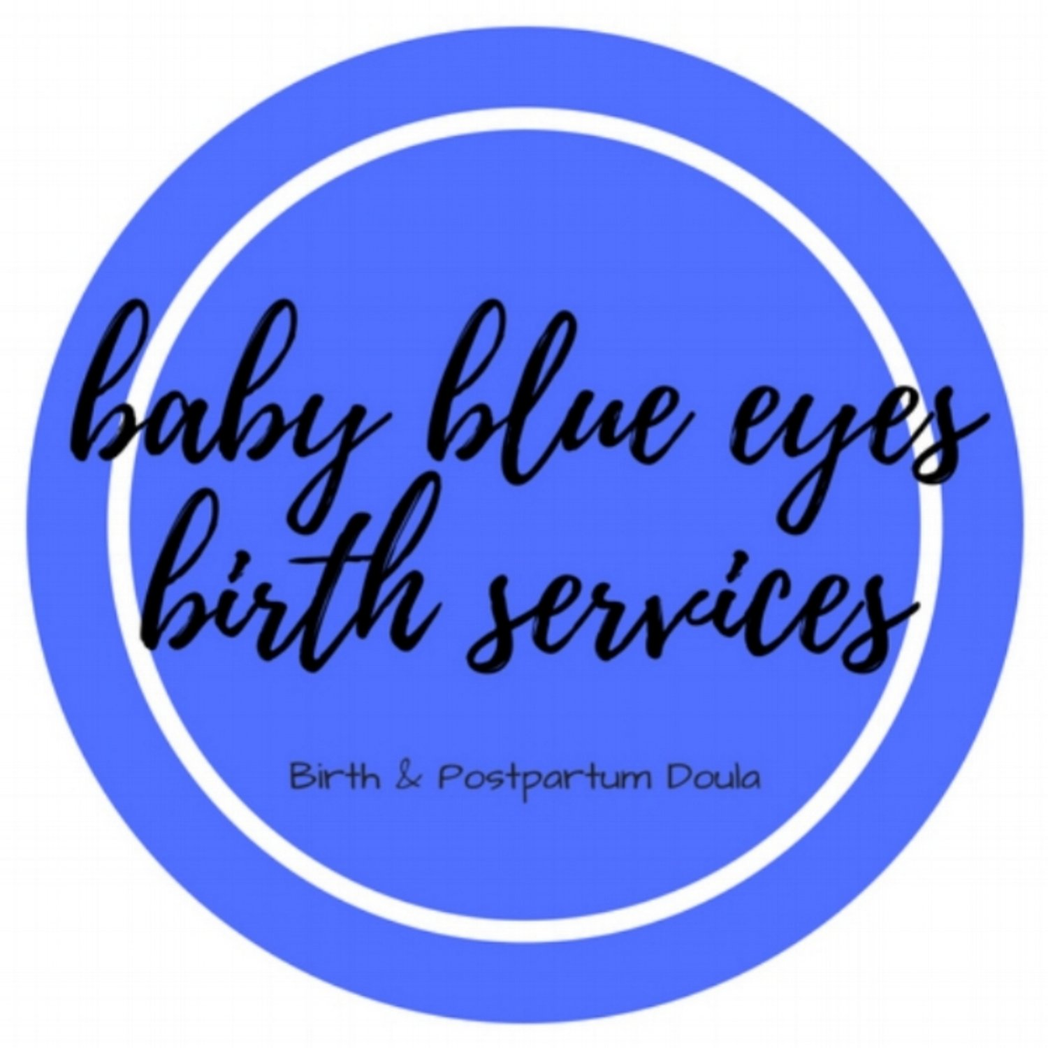 Baby Blue Eyes Birth Services