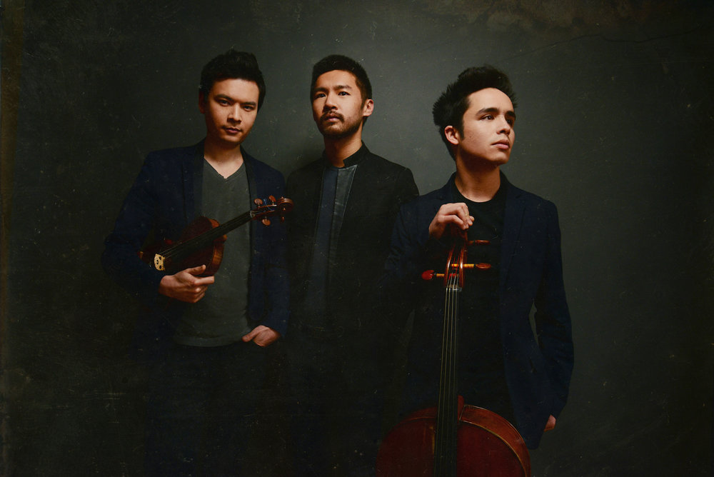 JCT Trio   Stefan Jackiw | Conrad Tao | Jay Campbell