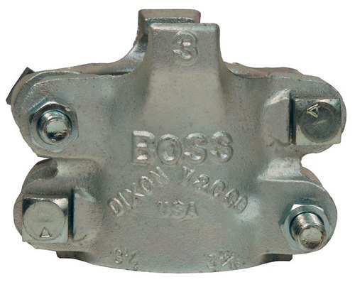Boss Bolt Clamps