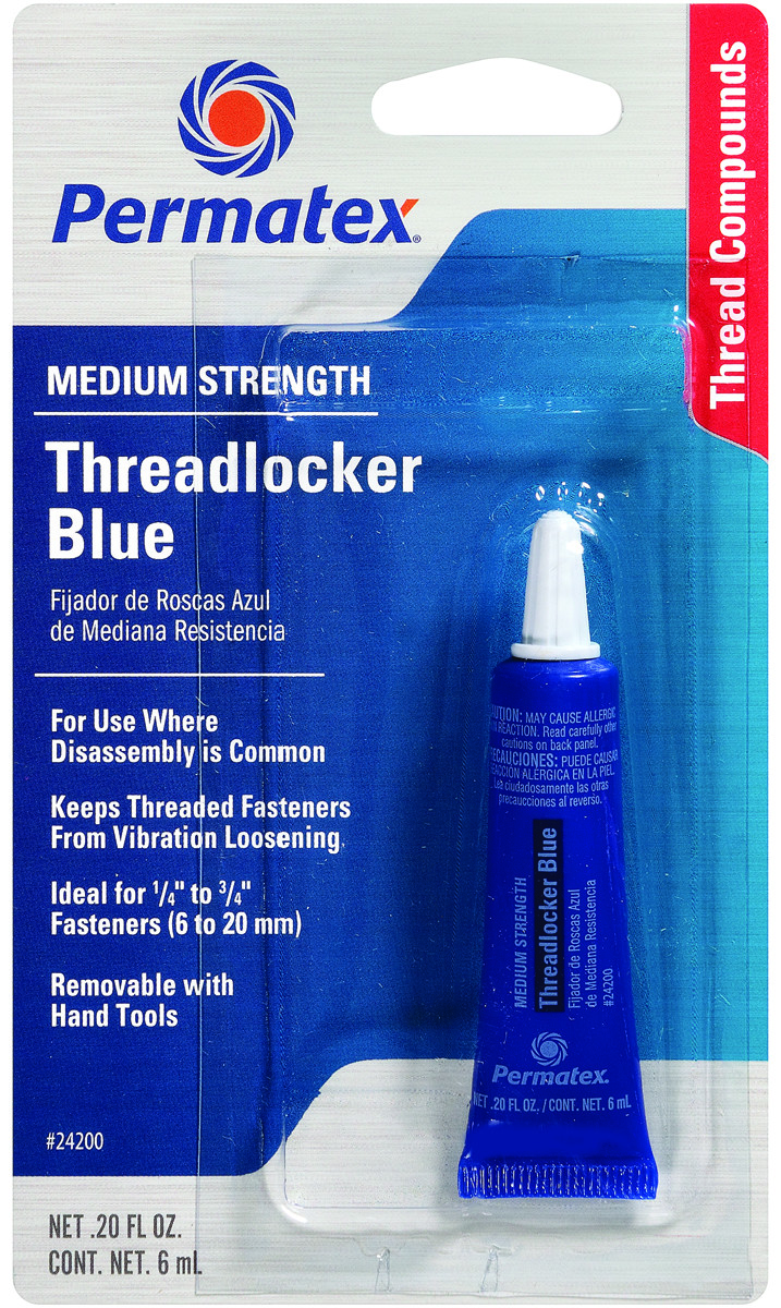 Permatex Blue Threadlocker