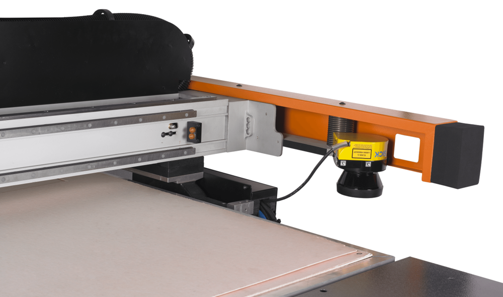 Vacuum Assisted Material Flatening -
