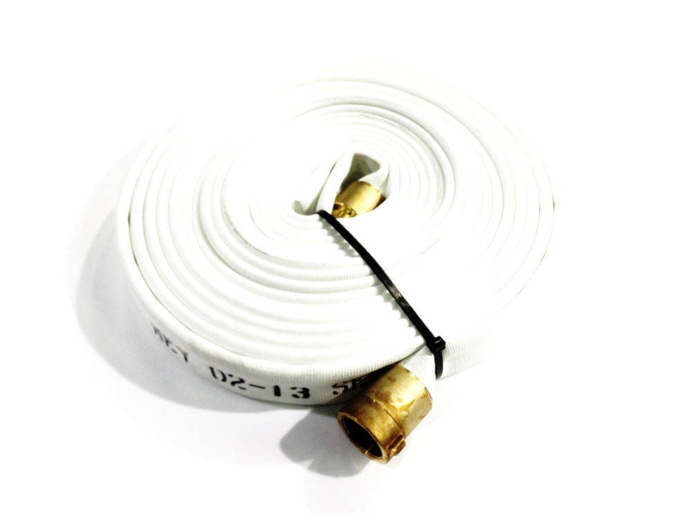 Fire Hose - Brass Couplings