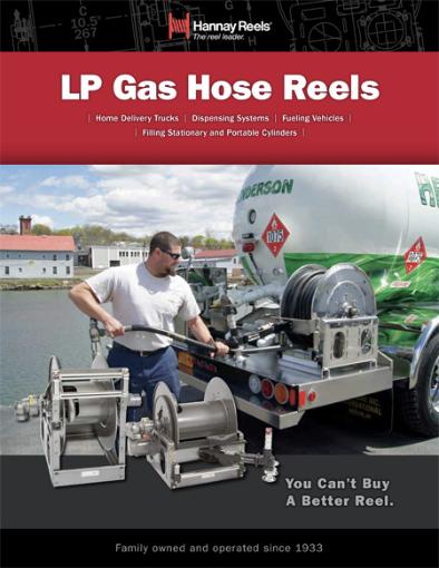 LP Gas Reels