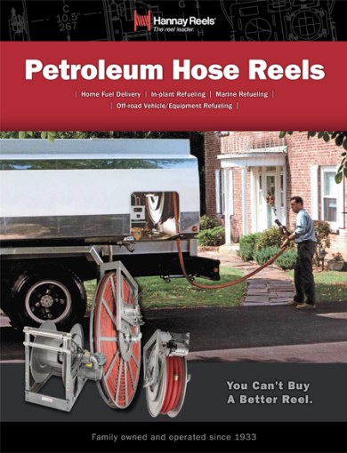Petroleum Hose Reels