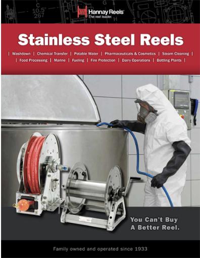 Stainless Steel Reels