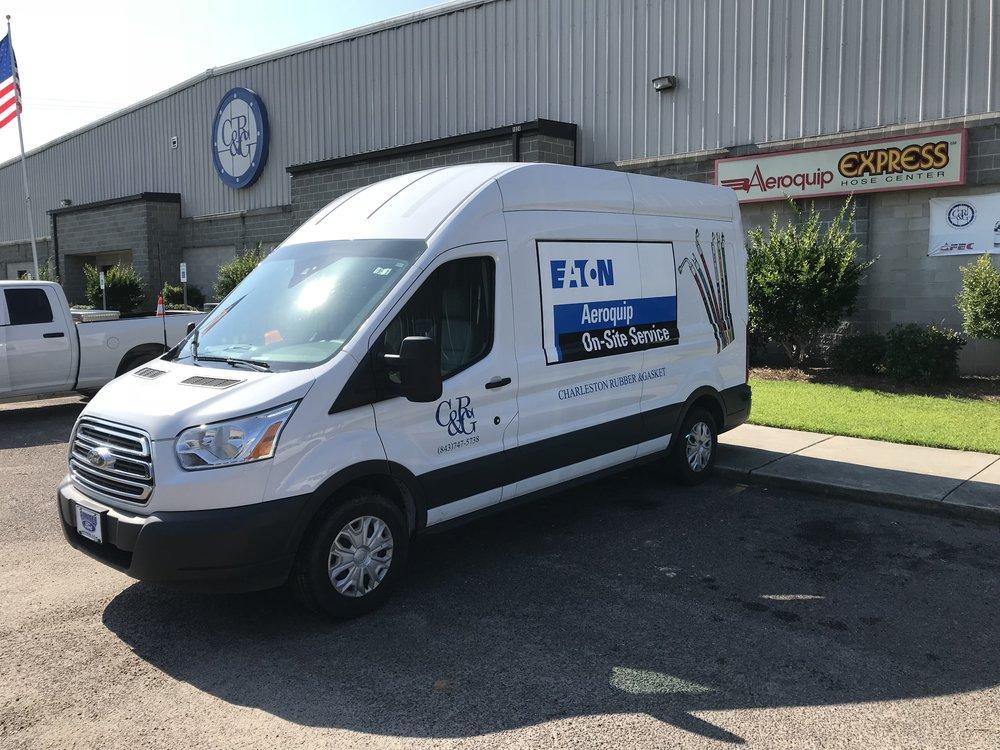 CR&G Service Van