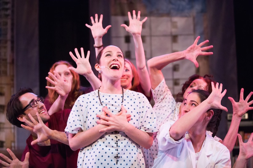 Mary,  Committed: The Musical , NYTF