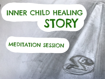 Inner child healing reconnecting through therapy meditation & visualization