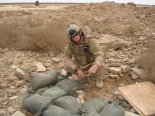Veteran Navy EOD tech Battling PTSD and Depression ( blu 97 iraq PIC )