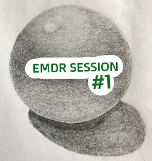 First ever EMDR session example