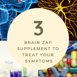 3 brain zap treatments & home remedies I used for withdrawal — A
