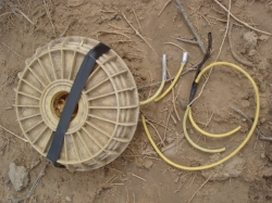 TYPICAL ITALIAN LANDMINE EXAMPLE