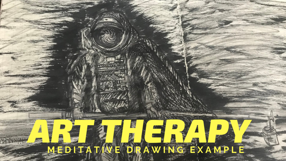 Click here for my   art therapy.