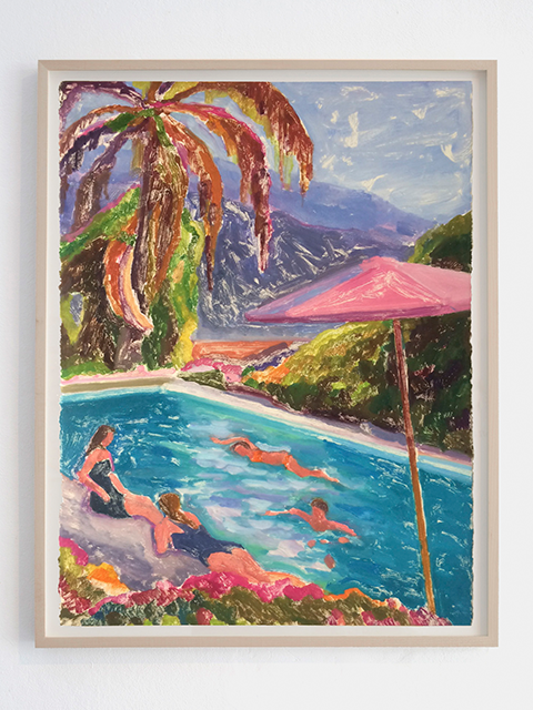 DI Wiley Pool, 2017
