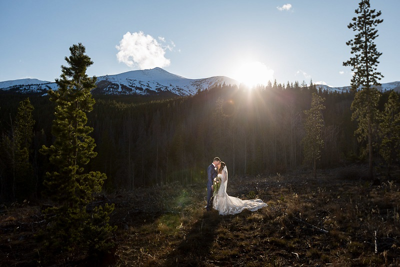 Colorado flute and violin wedding ceremony music