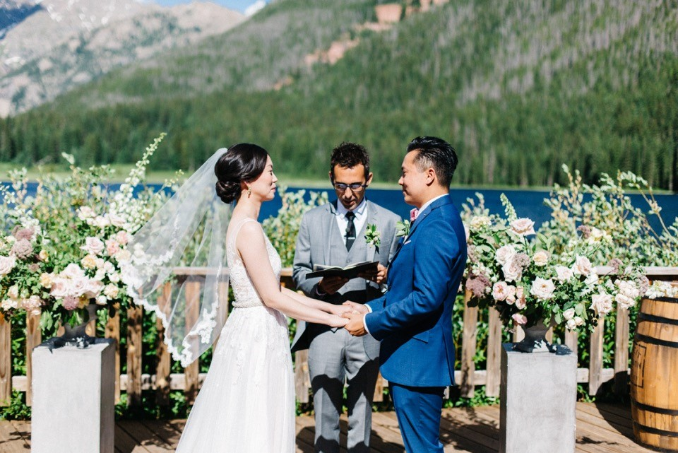 Colorado wedding officiant, Phil Gallagher