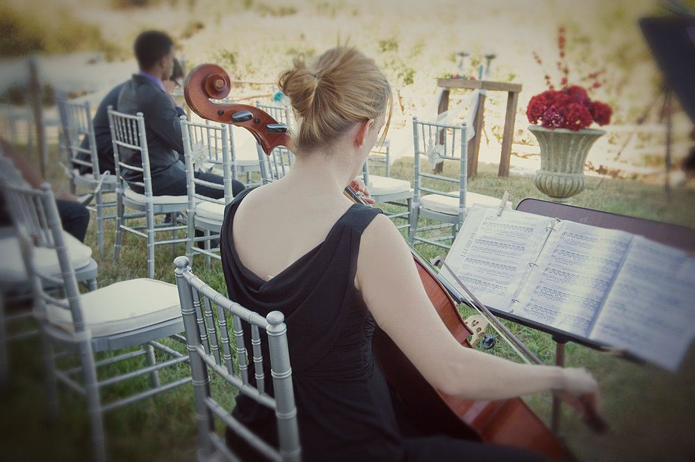 Flute and Cello Duo - Classical Wedding Ceremony Music in Colorado