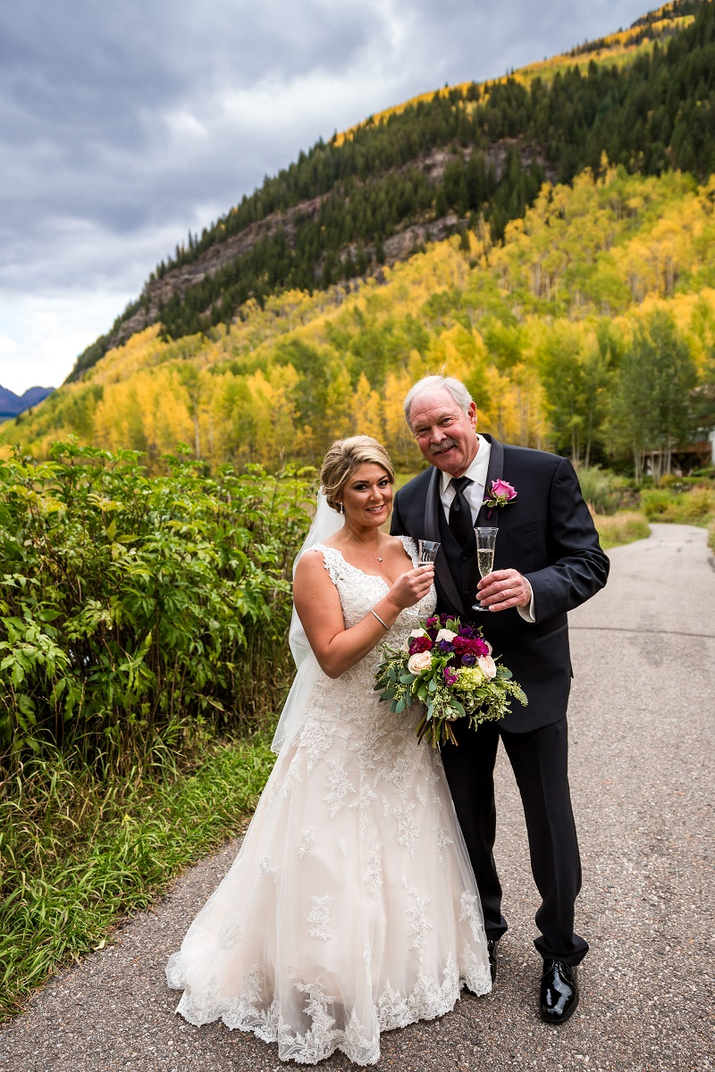 Colorado flute and guitar wedding ceremony music, Flute and Strings by Christen Stephens