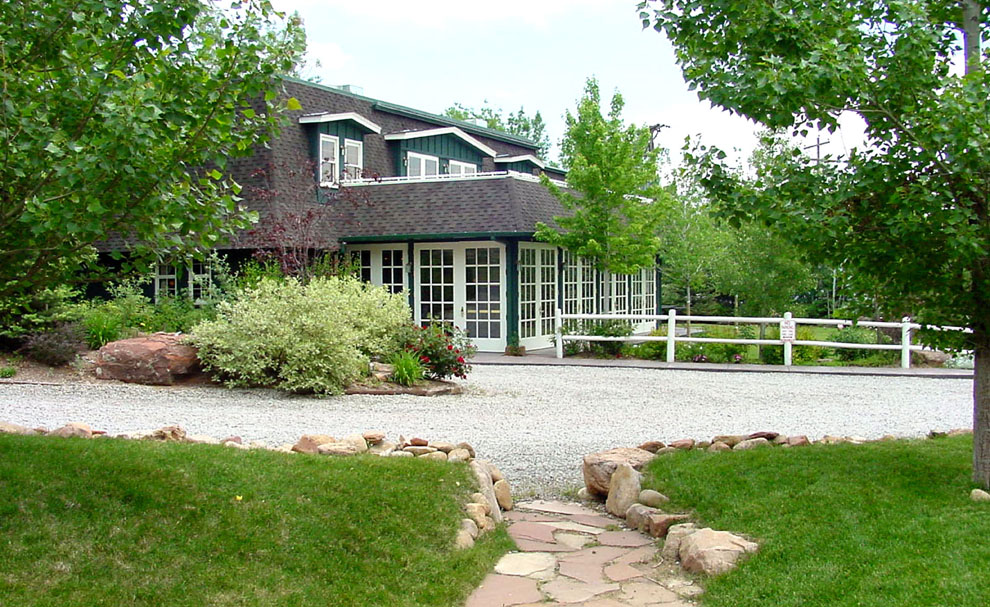 Our favorite Boulder venues - Chautauqua Dining HallThe Greenbriar Inn (pictured)Rembrandt YardSt. Julian Hotel and SpaWedgewood Weddings Boulder Creek