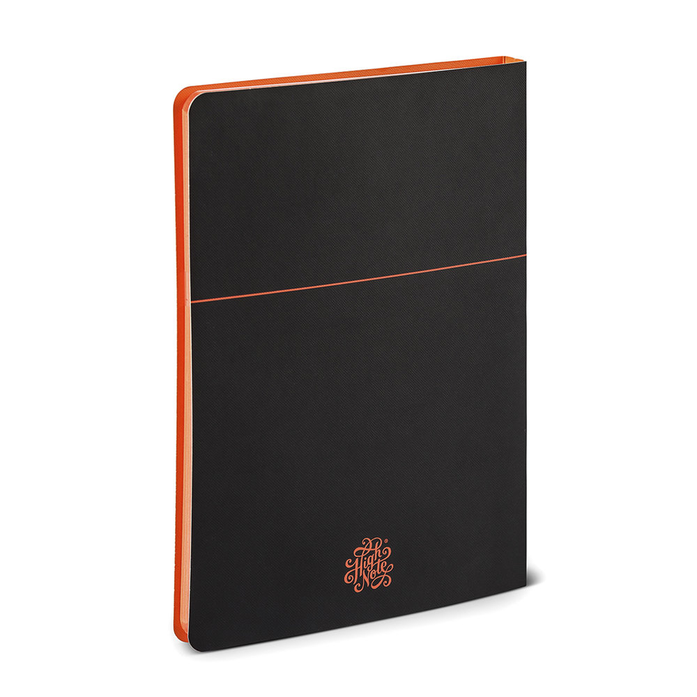 Copy of Copy of High Note Geometric Personal Planning Notebook