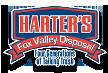 Harter's Fox Valley Disposal logo.png