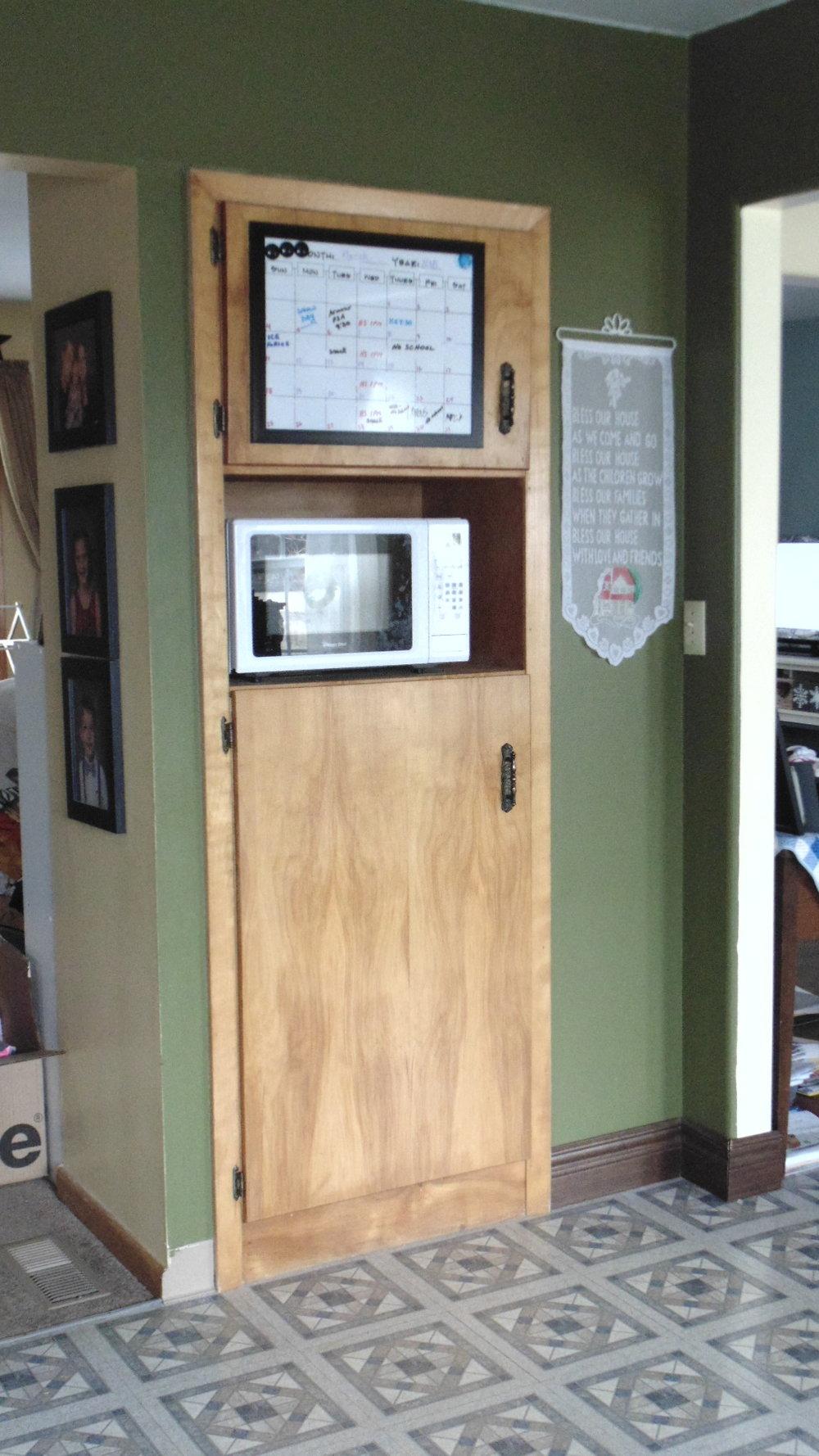Kitchen - Microwave-Storage.JPG