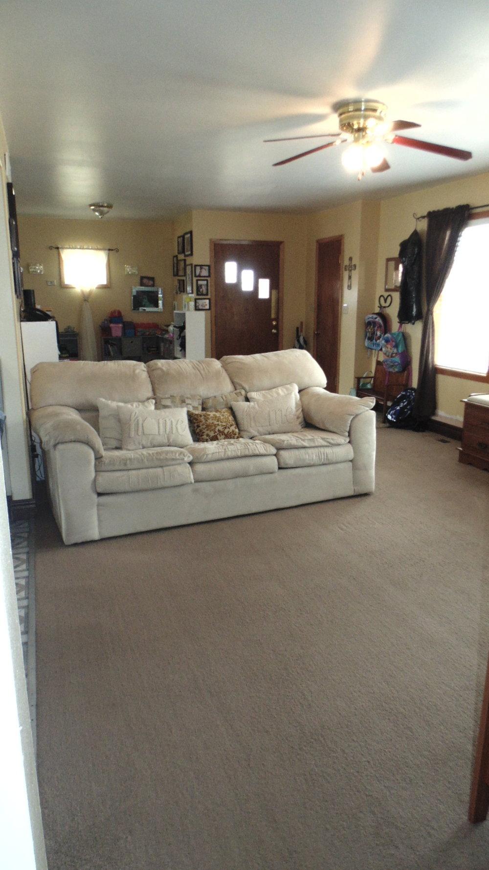 Living Room - Looking from Bedroom Hallway.JPG