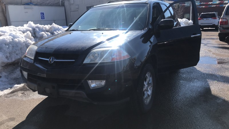 2001 Acura MDX 4dr SUV Touring Pkg