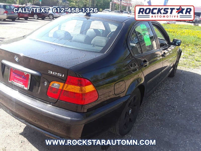 2005 BMW 3-Series 325 IS
