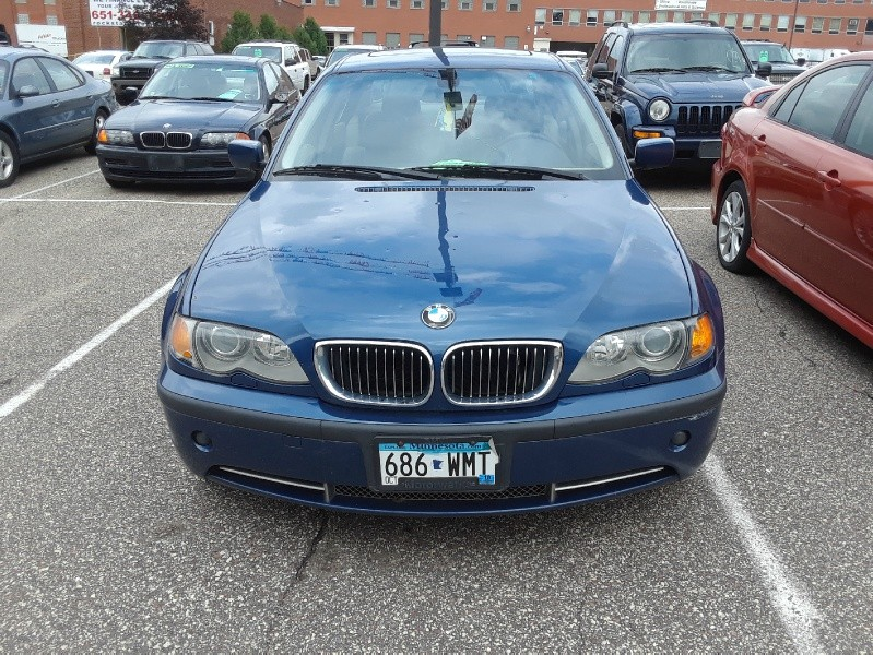 2002 BMW 3-Series 330xi 4dr Sdn AWD - Call for Pricing