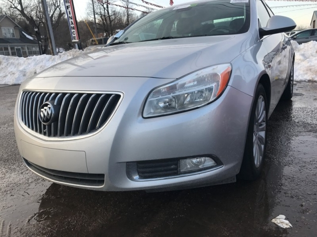 2011 Buick Regal 4dr Sdn CXL RL6 (Russelsheim) *Ltd Avail* - Call for Pricing