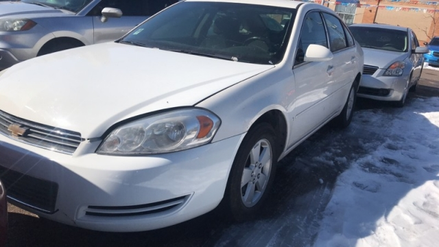 Buy Here Pay Here 2007 Chevrolet Impala