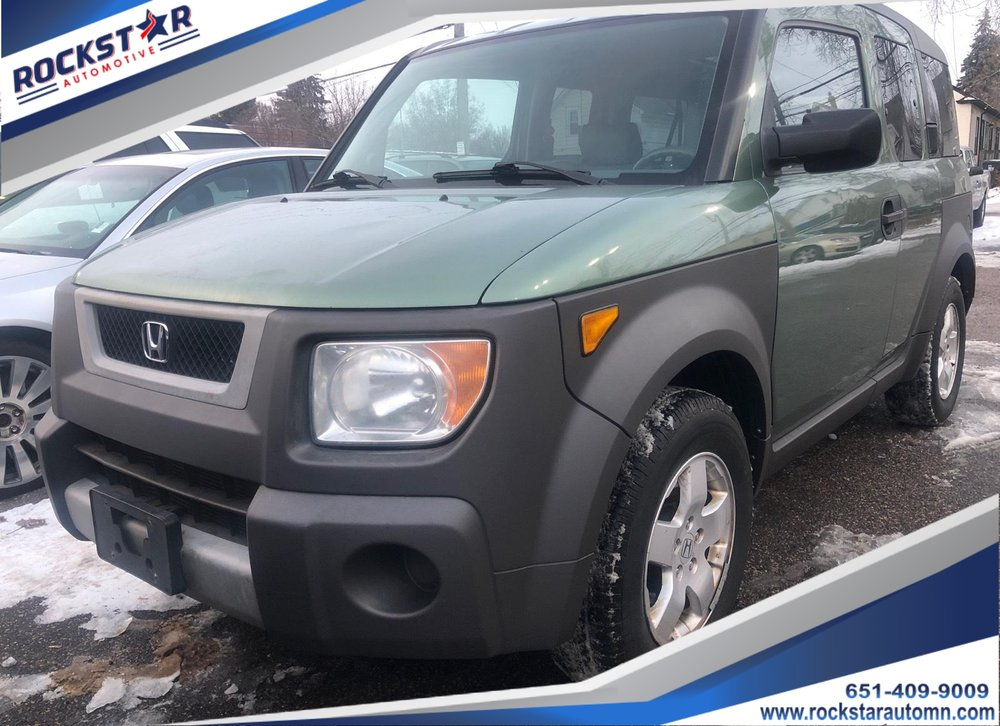 2005 Honda Element - $250/month