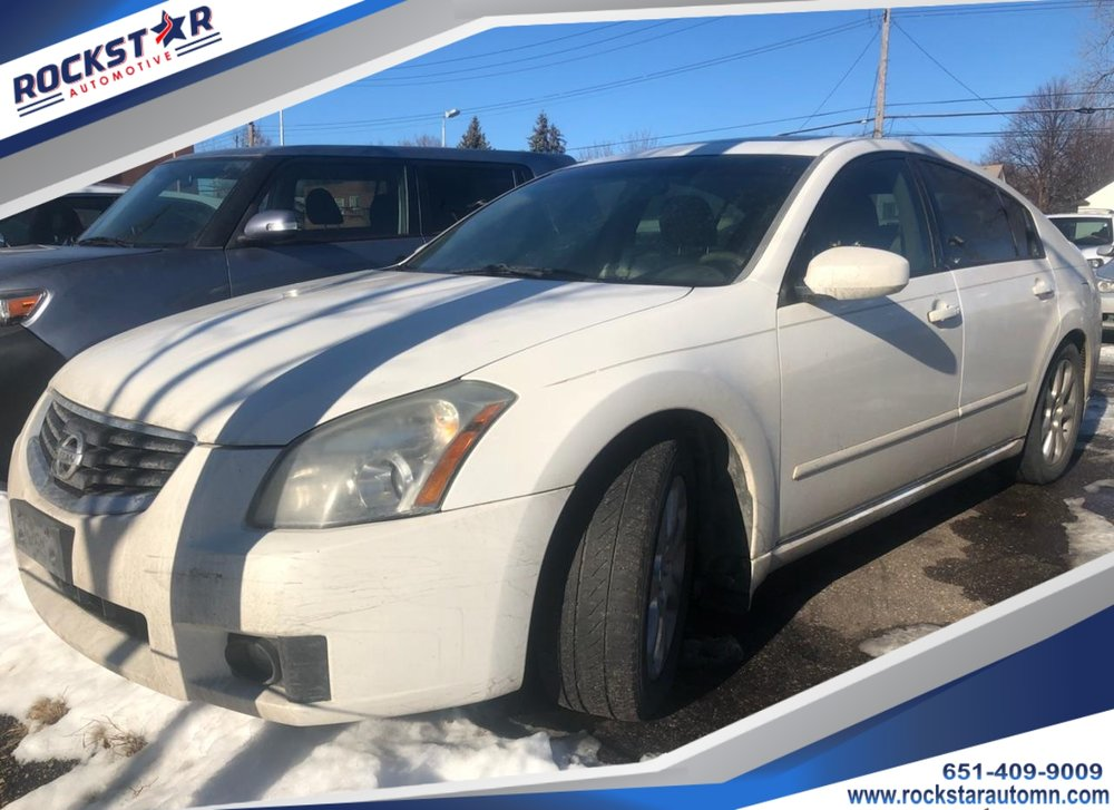 2008 Nissan Maxima - $255/month