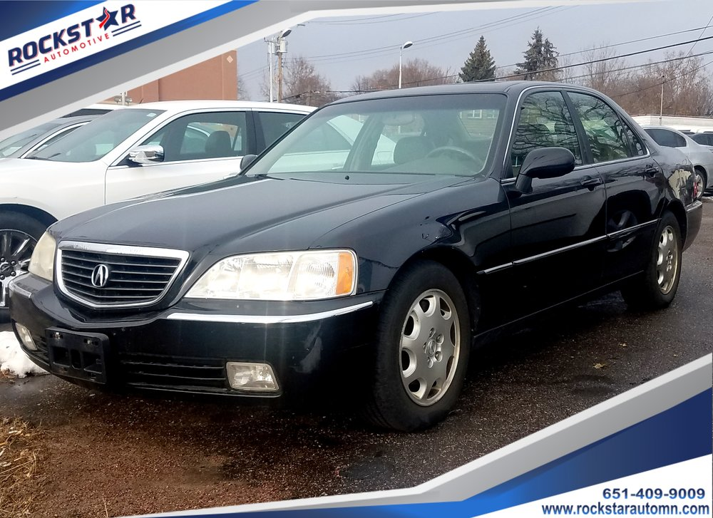 2002 Acura RL - $245/month