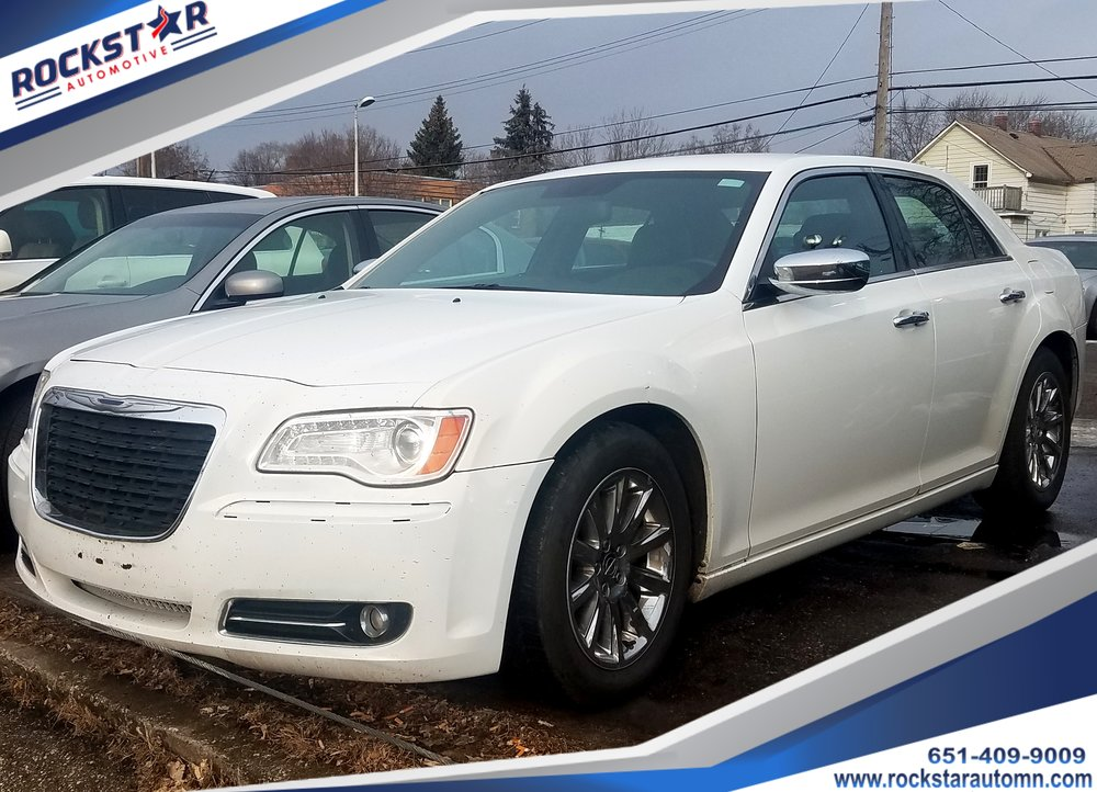 2012 Chrysler 300 - $320/month