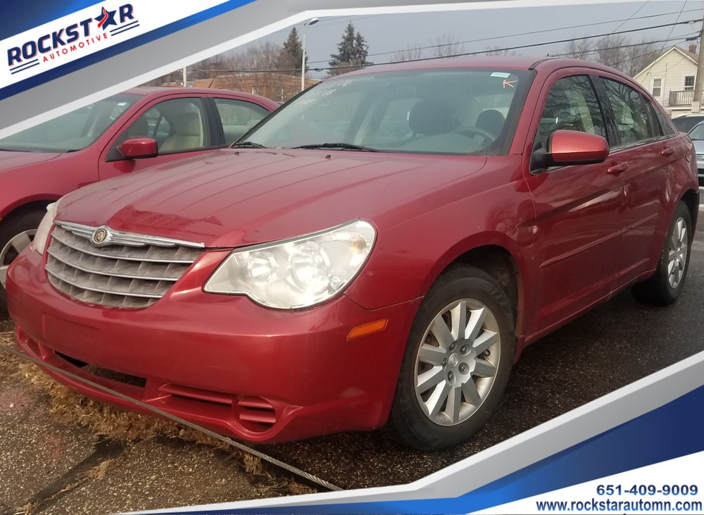 2007 Chrysler Sebring - $245/month