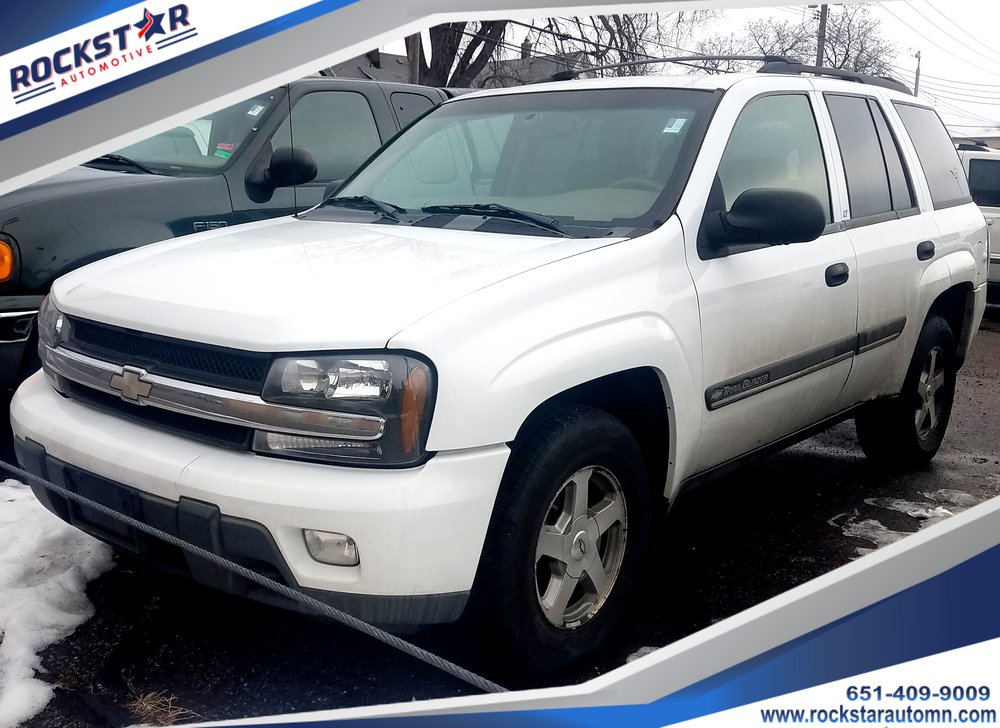 2005 Chevy TrailBlazer - $260/month