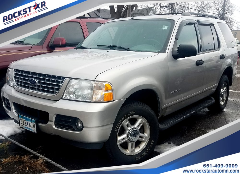 2005 Ford Explorer - $230/month
