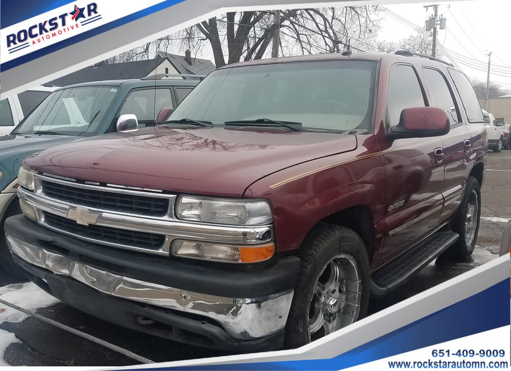 2003 Chevy Tahoe - $250/month