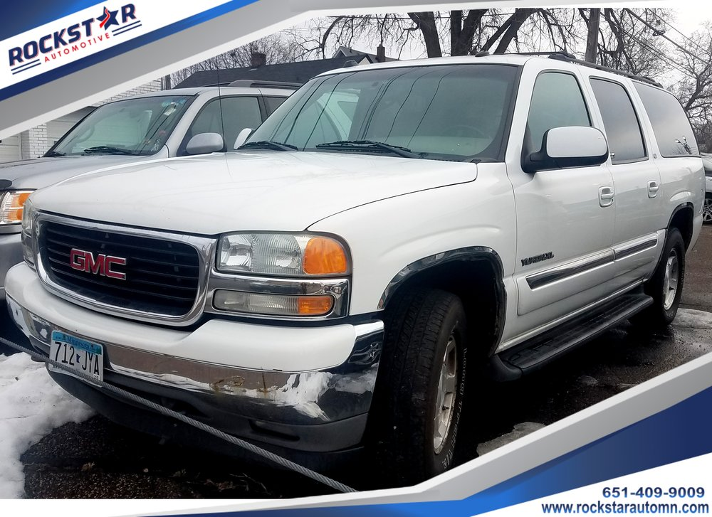 2005 GMC Ukon - $280/month