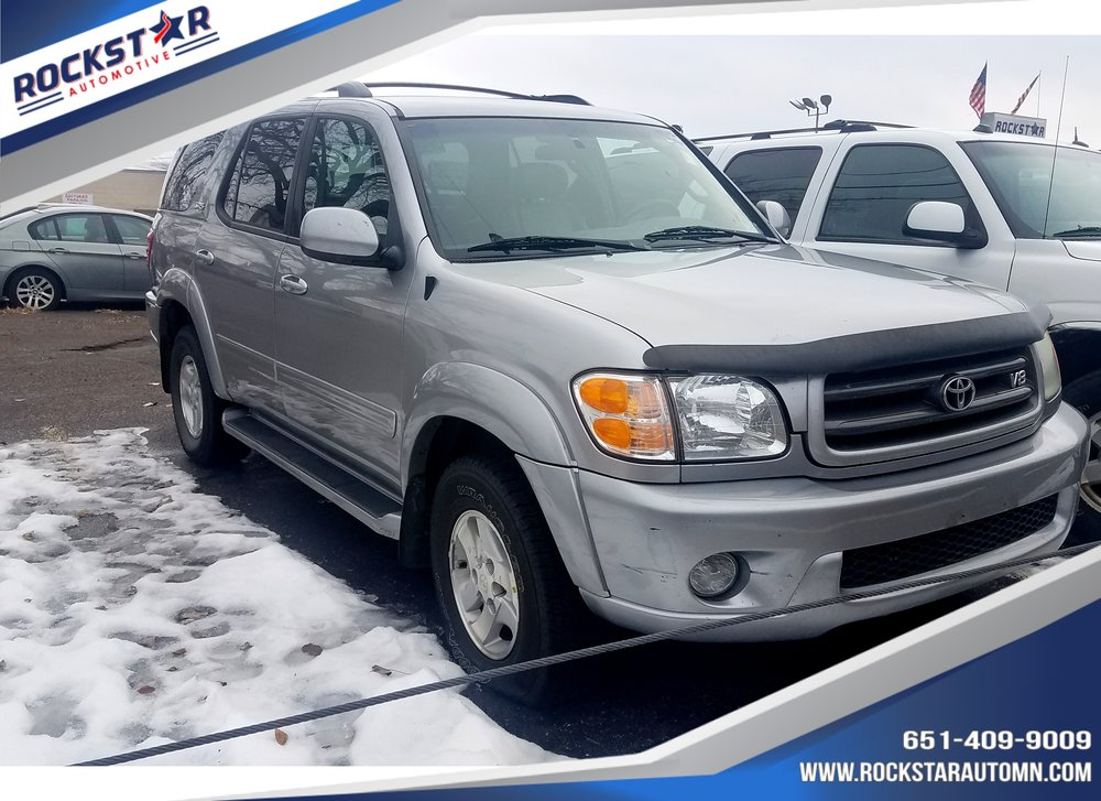 2004 Toyota Sequoia - $290/month