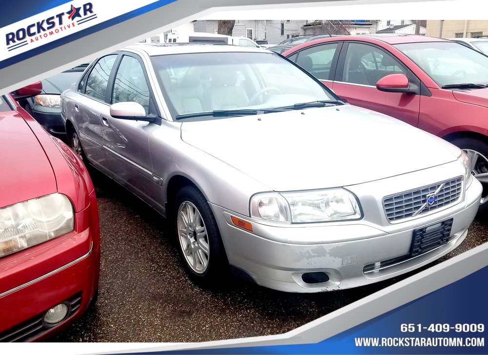 2005 Volvo S80 - $220/month