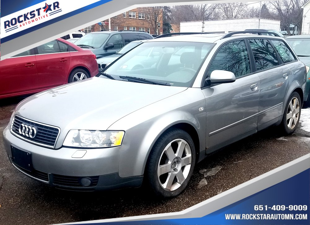 2005 Audi A4 Wagon - $260/month