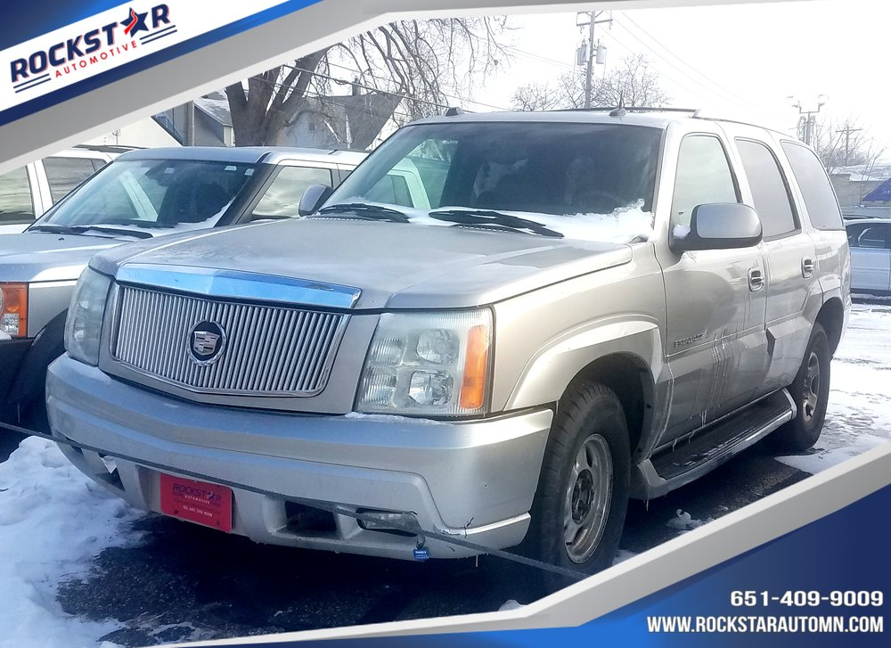 2004 Cadillac Escalade Luxury - $250/month