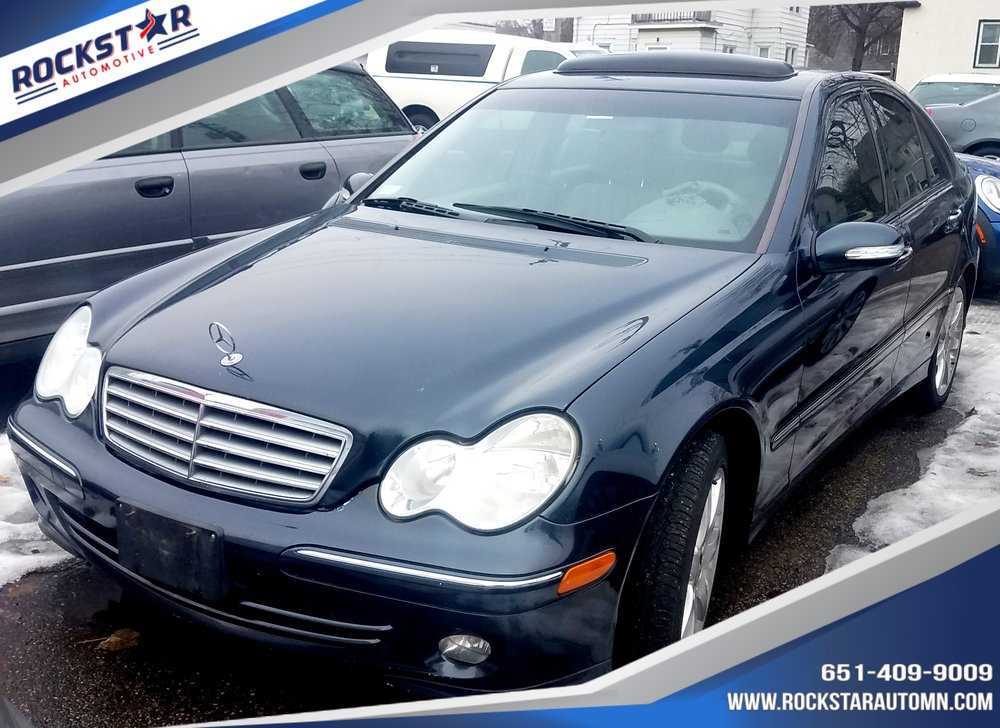 2005 Mercedes-Benz C240 - $250/month
